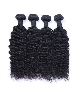 Jerry Curl Virgin Human Hair Bundle